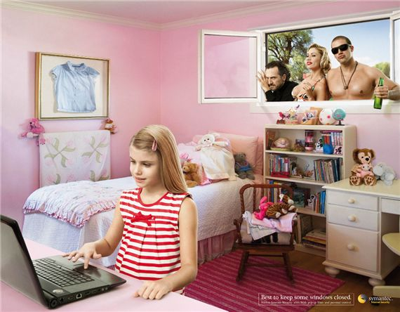 Symantec-baby-most-interesting-and-creative-ads
