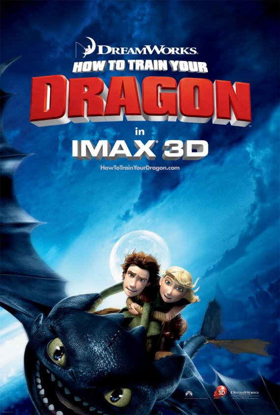 how-to-train-your-dragon-creative-movie-posters