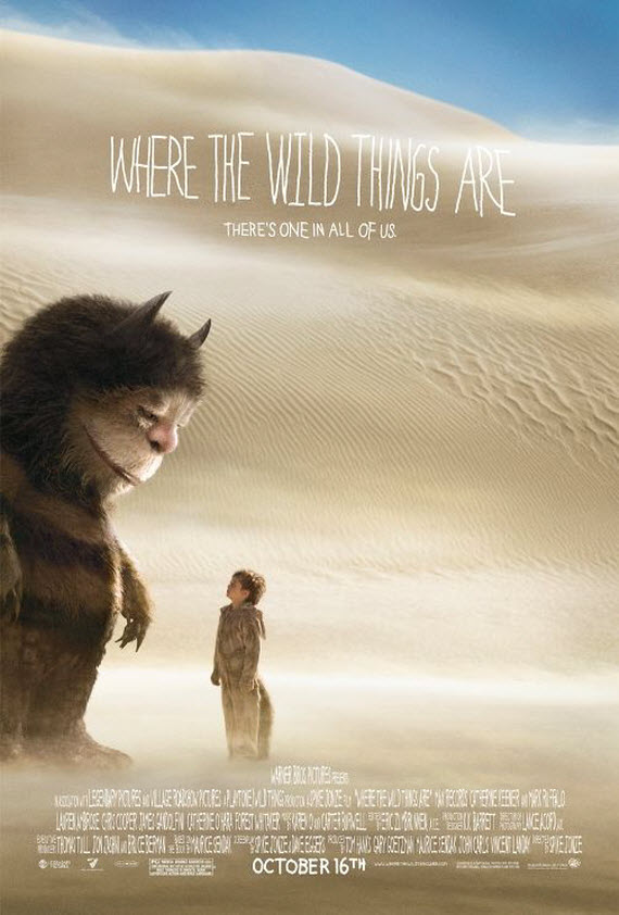 where-the-wild-things-are-creative-movie-posters