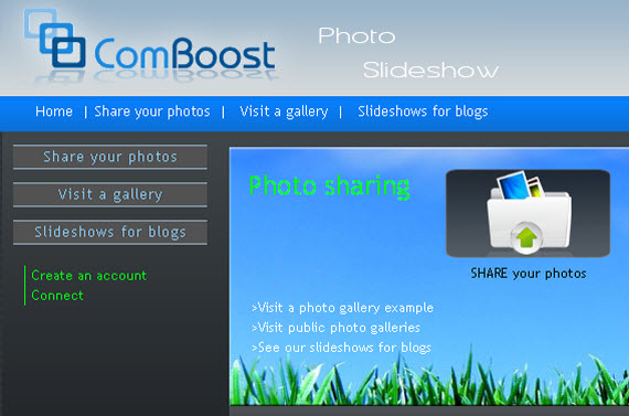 comboost-photo-sharing-site