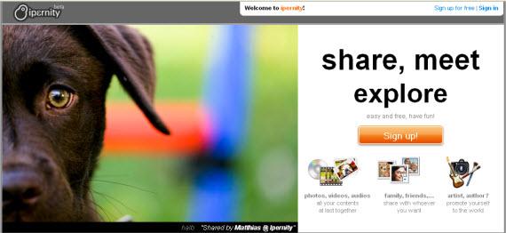 ipernity-photo-sharing-site