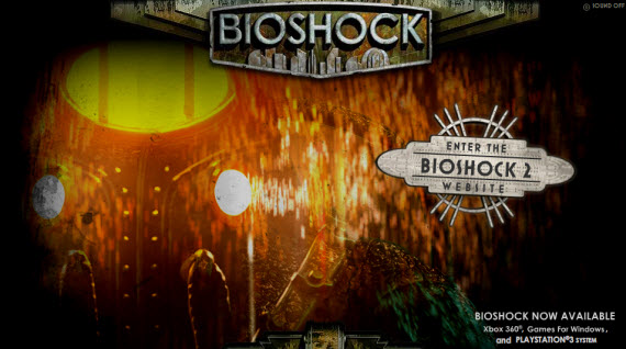 bioshock-showcase-of-best-inspiring-gaming-websites