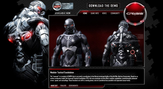 crysis-showcase-of-best-inspiring-gaming-websites