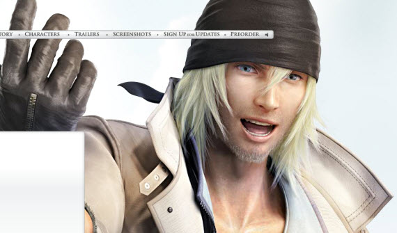 final-fantasy-xiii-showcase-of-best-inspiring-gaming-websites