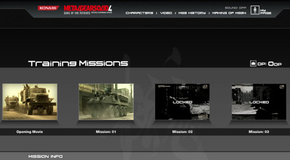 metal-gear-solid-4-showcase-of-best-inspiring-gaming-websites