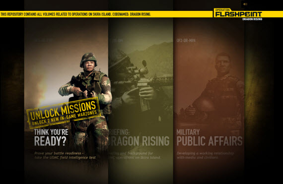 operation-flashpoint-dragon-rising-showcase-of-best-inspiring-gaming-websites