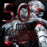 Showcase Of 50 Best Inspiring Gaming Websites