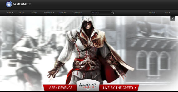 ubisoft-showcase-of-best-inspiring-gaming-websites
