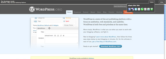 External-links-wordpress-blog-toolbar-plugins
