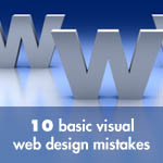 10 Basic Visual Web Design Mistakes
