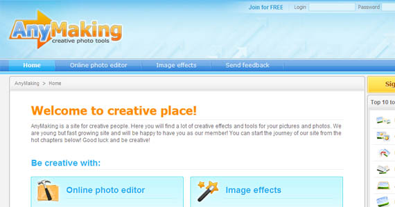 Anymaking-fun-online-photo-editing-websites