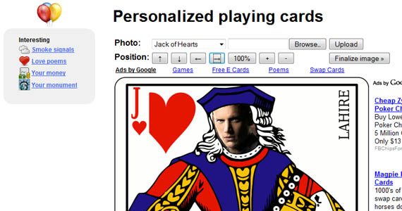Cardgame-fun-online-photo-editing-websites