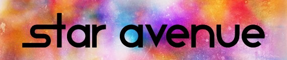 Star Avenue free font