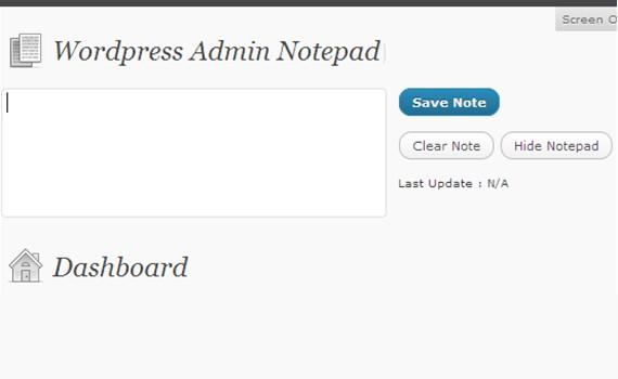 admin-notepad-menu-admin-plugins-for-wordpress ওয়ার্ডপেস এডমিনের জন্য ৩০টি শক্তিশালি প্লাগইন্স