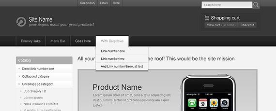 drupal-acquia-prosper-drupal-6-theme-web-design