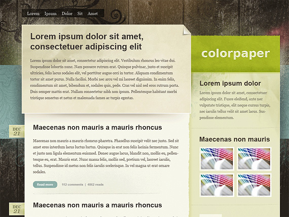 drupal-colorpaper-drupal-6-theme-web-design