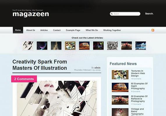 drupal-magazeen-drupal-6-theme-web-design