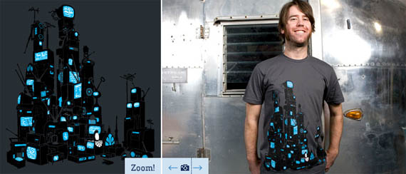 Frequencity-cool-creative-tshirt-designs