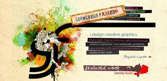 giancarlo-fajardo-inspiring-header-designs