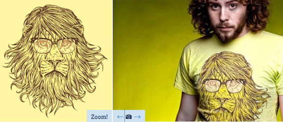 Lions-are-smarter-than-i-am-cool-creative-tshirt-designs