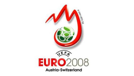 How to create euro 2008 logo