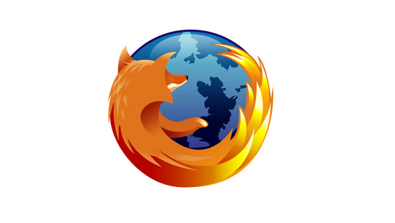 How to create firefox logo