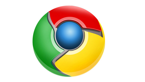 How to create a google chrome logo