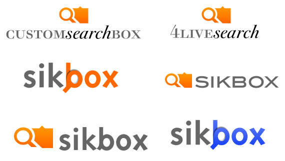 Logo process of sikbox
