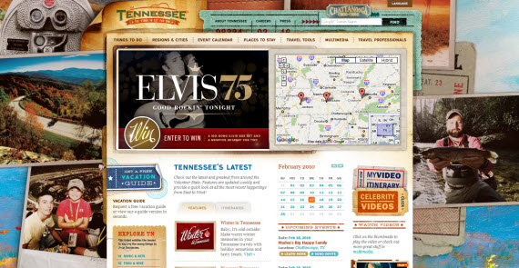 tennessee-vacation-collection-of-best-hand-picked-retro designs