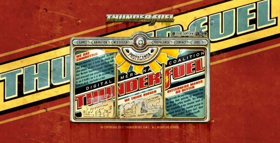 thunder-fuel-collection-of-best-hand-picked-retro designs