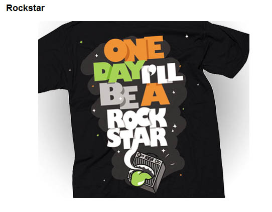 Rockstar-cool-creative-tshirt-designs