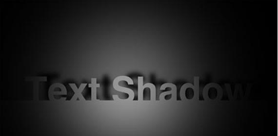 Spotlight Cast Shadow CSS Effect