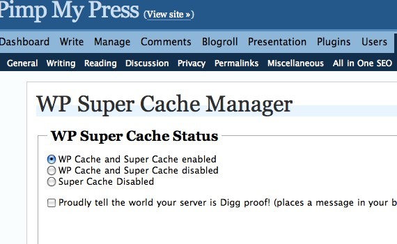 wp-super-cache-admin-plugins-for-wordpress ওয়ার্ডপেস এডমিনের জন্য ৩০টি শক্তিশালি প্লাগইন্স