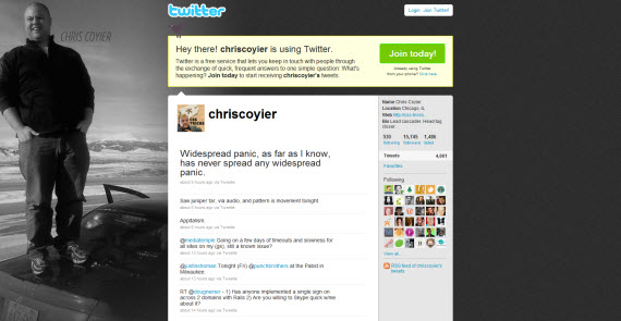 chriscoyier-inspirational-twitter-backgrounds