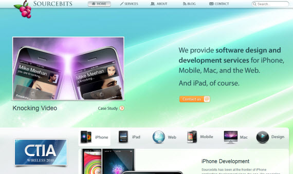 Sourcebits-apple-inspired-website-designs