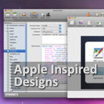 Apple Inspired Website Designs