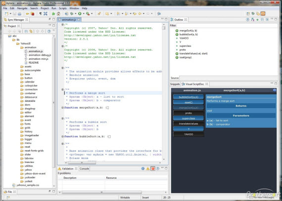 aptana-studio-coding-editors-for-windows