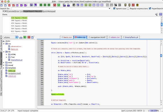 jedit-coding-editors-for-windows