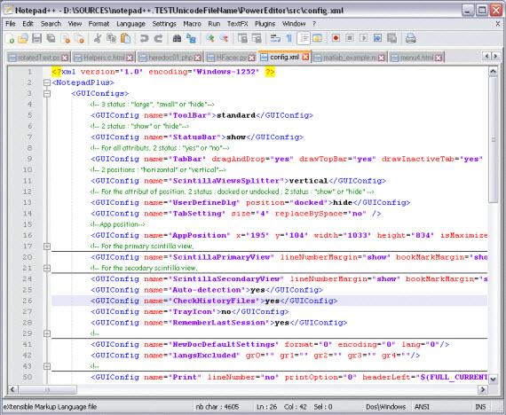 notepad-plus-plus-coding-editors-for-windows