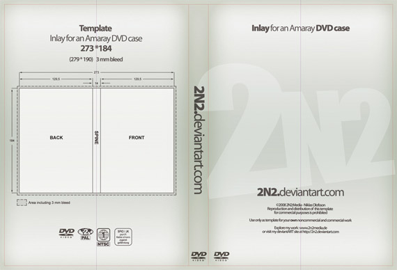 Dvd-case-inlay-templates-for-designers