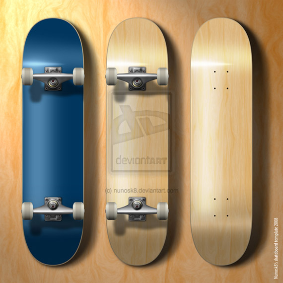 Skateboard-templates-for-designers