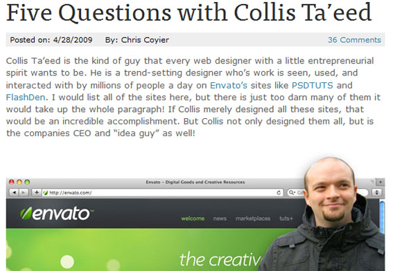 Collis-cyna-taeed-of-envato-4-popular-designer-developer-interviews