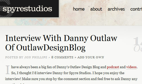 Danny-outlaw-of-design-blog-3-popular-designer-developer-interviews