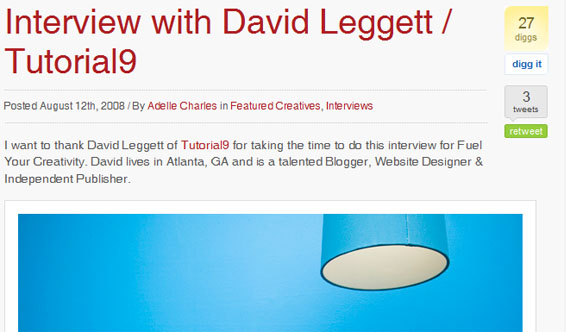 David-legget-of-tutorial9-2-popular-designer-developer-interviews