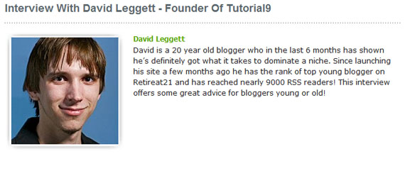 David-legget-of-tutorial9-5-popular-designer-developer-interviews