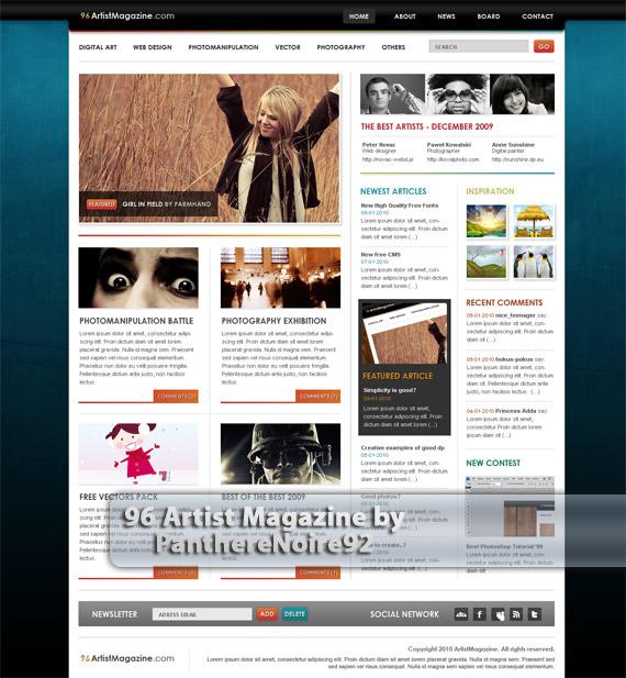 96-magazine-web-design-deviantart-inspiration