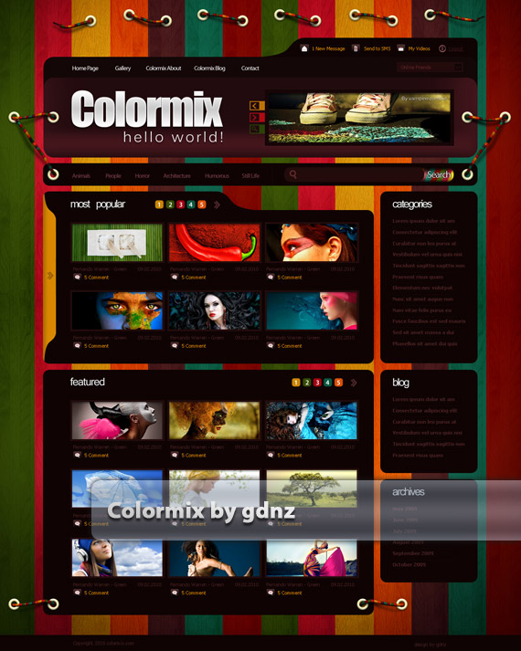 Colormix-blog-web-design-deviantart-inspiration