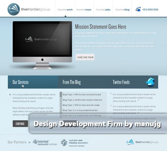 Development-firm-web-design-deviantart-inspiration
