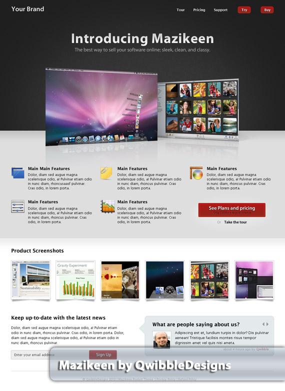 Mazikeen-magazine-web-design-deviantart-inspiration