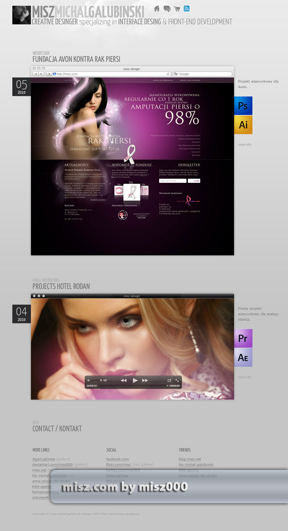 Misz-web-design-deviantart-inspiration
